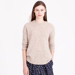 J. Crew Alpaca Wool Textured Slouchy Sweater XXS